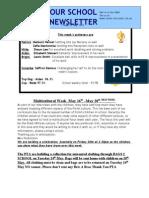 News Letter 13 05 11 Doc