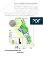 Economic Valuation of the Natural Resources of Andros Island, The Bahamas