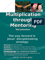 Multiplication Through Mentoring