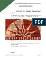 About Aditya Birla Money Limited