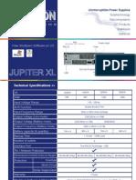 Jupiter Xl - Verso