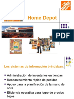 Home Depot Presentacion Final