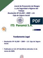 to de Riesgo Panama