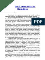 Www.free-referate.ro Regimul Comunist in Romania
