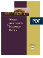The Impact of Internationally Mandatory Laws on the Enforce Ability of Arbitration Agreements_ssrn-id1496923