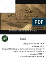 Presentation - Islam & Muslims in France