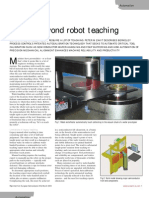 Robot Techning