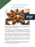 Croquetas Con Micro on Das (Receta Para Principiantes