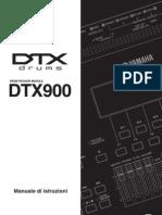 Yamaha Dtx900 It