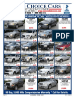 Buyers Choice Cars  - Issue 10