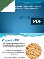 Dr Nelson Vespa - Aula HPV