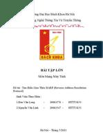 Giao thức mạng RARP (Reverse Address Resolution Protocol)