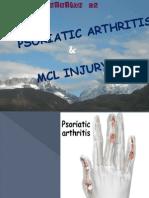 Psoraitic Arthritis