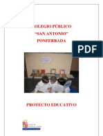 Proyecto_educativo Centro Publico