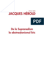"Expoziția Jacques Herlod ""De la suprarealism la abstracționismul liric"" @ Colors Art Gallery"