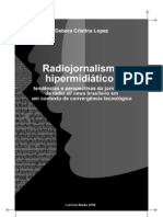 Radiojornalismo hipermidiático