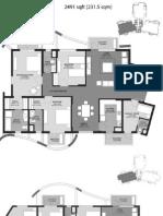 Floor Plan Unitech Close South