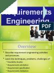 SE - Requirement Engineering