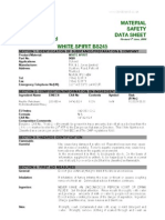 White Spirit BS245 2006