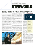Computer World First Class Groupware