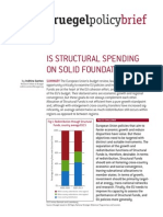 Pbf 02.08 Structural Spending