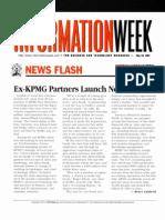 Information Week 97 News Flash
