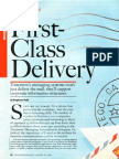 Information Week First Class Delivery