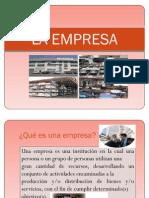 2.La Empresa