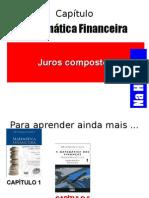 MATEMÁTICA FINANCEIRA COM HP12C