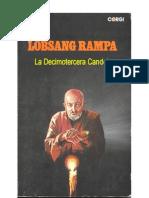 La Decimotercera Candela  - Lobsang Rampa