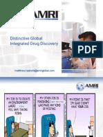 AMRI BioDistrict Presentation