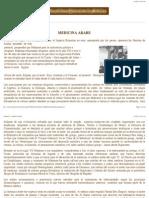Capítulo VI - Medicina Arabe