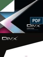 DivX Converter 7 User Manual