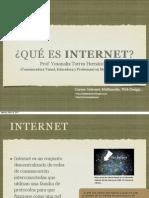 Introducción a la historia y funcionamiento de Internet