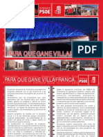 PSOE programa