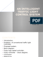 Intelligent Traffic Light Control System