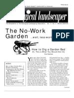 Winter 2004 The Ecological Landscaper Newsletter