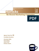 Advanced Marcoms Horlicks 0504112