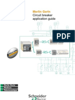 Merlin Gerin Circuit Breaker Application Guide Technical