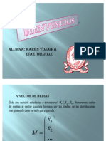 Presentacion Vector de Medias