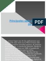 Principales Aplicaciones de La Web
