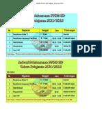 Jadwal PPDB Online SD Negeri Propinsi DKI Jakarta
