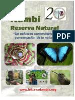 RESERVA NATURAL RIO ÑAMBI