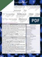 Visio 2003 Professional Cheat Sheet