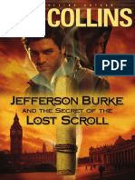 Jefferson Burke and the Secret of the Lost Scroll by Ace Collins, Excerpt