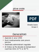 Contraceptive Orale