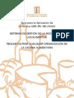 Guia de Implantacion ISO 22000