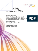 The Connectivity Report 2009