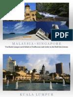 Diashow Kuala Lumpur - Sabah - Singapur