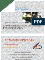 Apprendre Le Francais Langue Etrangere